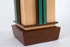 Aqua Undertone Lamps by Jarrett Maxwell - Geometric Innovations LLC-003