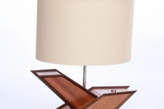 Bird of Paradise Lamp by Jarrett Maxwell - Geometric Innovations LLC-004