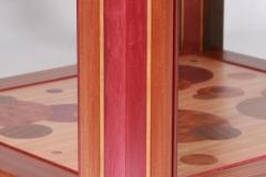 Effervescence Coffee Table by Jarrett Maxwell - Geometric Innovations LLC-001