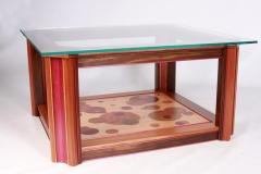 Effervescence Coffee Table by Jarrett Maxwell - Geometric Innovations LLC.1