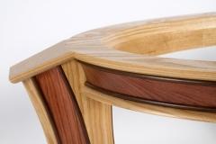 Ellipse Coffee Table by Jarrett Maxwell - Geometric Innovations LLC-004