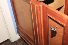 Exotic Hardwood Vanity by Jarrett Maxwell - Geometric Innovations LLC-003