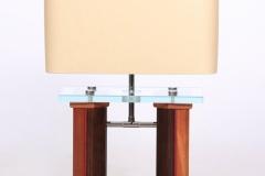 Exotic Table Lamp by Jarrett Maxwell - Geometric Innovations LLC-003