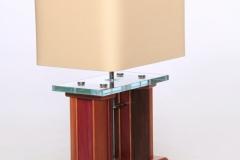 Exotic Table Lamp by Jarrett Maxwell - Geometric Innovations LLC-004