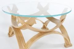 Intersection Coffee Table by Jarrett Maxwell - Geometric Innovations LLC-001