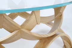 Intersection Coffee Table by Jarrett Maxwell - Geometric Innovations LLC-002