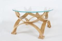 Intersection Coffee Table by Jarrett Maxwell - Geometric Innovations LLC