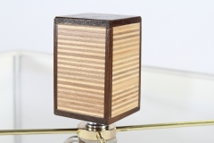 Retro Table Lamp by Jarrett Maxwell - Geometric Innovations LLC-005