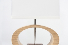 Retro Table Lamp by Jarrett Maxwell - Geometric Innovations LLC