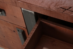 Rustic Credenza by Jarrett Maxwell - Geometric Innovations LLC-001
