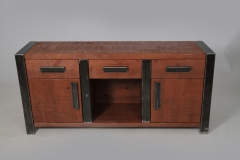Rustic Credenza by Jarrett Maxwell - Geometric Innovations LLC