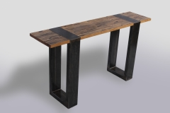 Triptych Hall Tables by Jarrett Maxwell - Geometric Innovations LLC-001